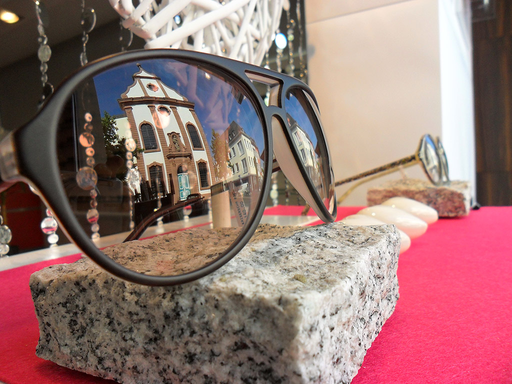 Blickfang Optiker Trier Sonnenbrillen