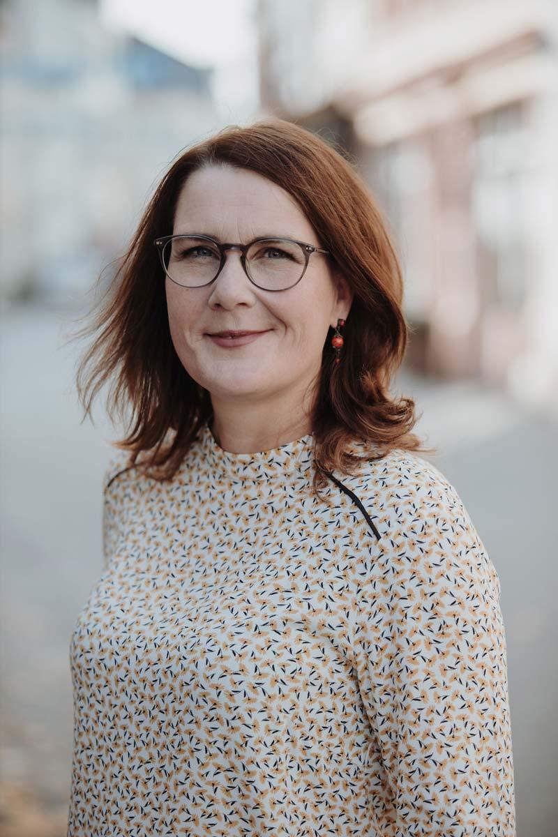 Simone Werner Augenoptikerin Blickfang Optik Trier